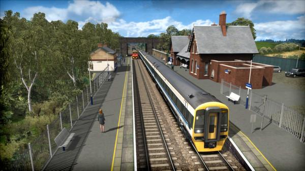 скриншот Train Simulator: Liverpool-Manchester Route Add-On 3