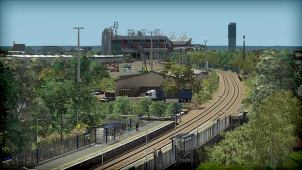 скриншот Train Simulator: Liverpool-Manchester Route Add-On 1