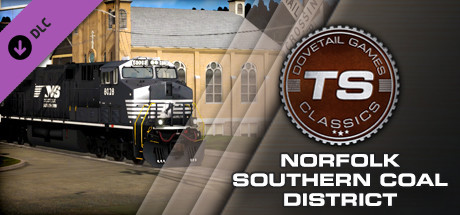 Norfolk Southern Coal District Route Add-On