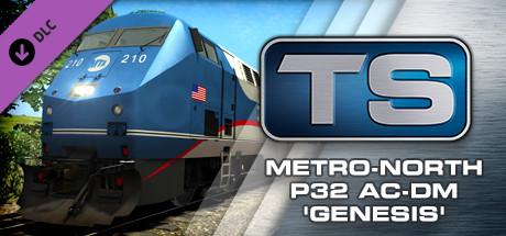 Train Simulator: Metro-North P32 AC-DM Genesis Loco Add-On