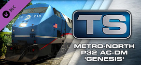 Train Simulator: Metro-North P32 AC-DM 'Genesis' Loco Add-On