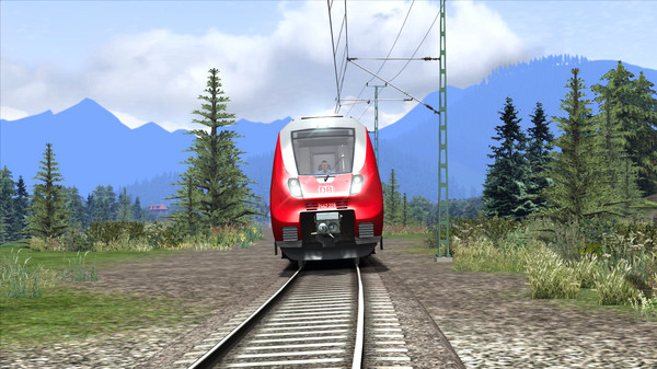 скриншот Train Simulator: DB BR 442 'Talent 2' EMU Add-On 4