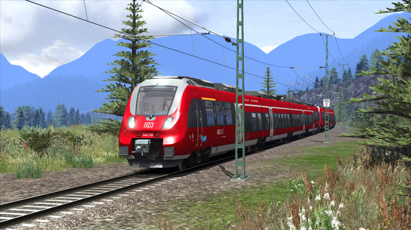 скриншот Train Simulator: DB BR 442 'Talent 2' EMU Add-On 1