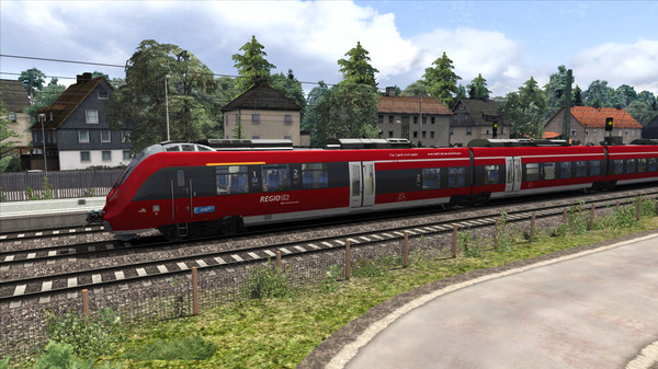 скриншот Train Simulator: DB BR 442 'Talent 2' EMU Add-On 2