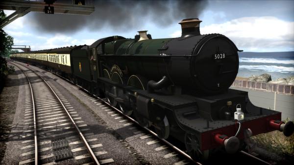 скриншот BR Castle Class Loco Add-On 0