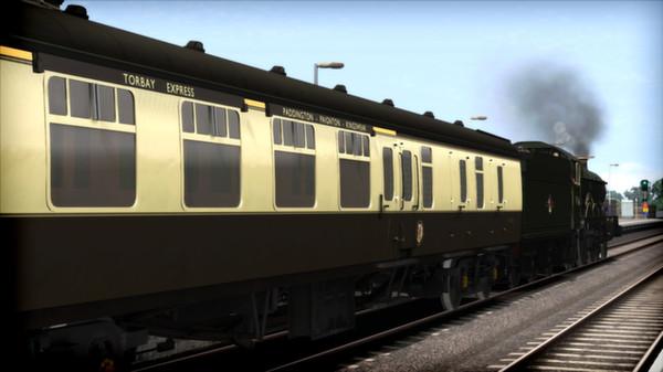 скриншот BR Castle Class Loco Add-On 5