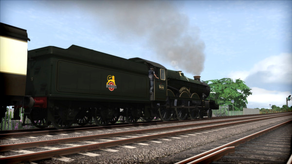 скриншот BR Castle Class Loco Add-On 2