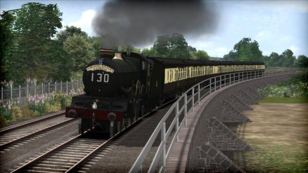 скриншот BR Castle Class Loco Add-On 1