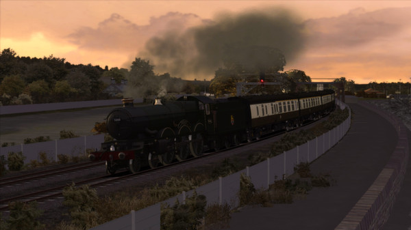скриншот BR Castle Class Loco Add-On 3