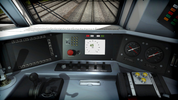 скриншот Train Simulator: NJ TRANSIT ALP-46 Loco Add-On 1