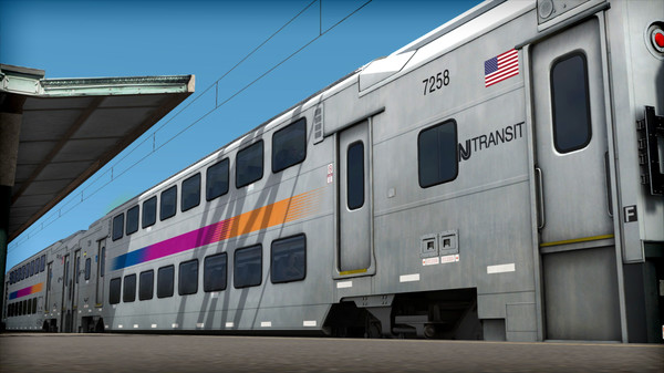 Train Simulator: NJ TRANSIT ALP-46 Loco Add-On