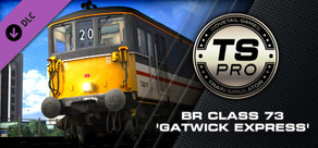 Train Simulator: BR Class 73 'Gatwick Express' Loco Add-On