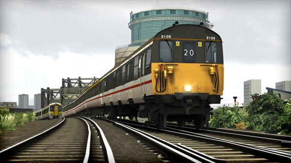 скриншот Train Simulator: BR Class 73 'Gatwick Express' Loco Add-On 5