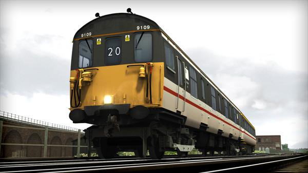 скриншот Train Simulator: BR Class 73 'Gatwick Express' Loco Add-On 4