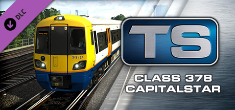 Train Simulator: London Overground Class 378 'Capitalstar' EMU Add-On