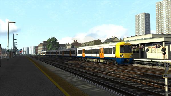 скриншот Train Simulator: London Overground Class 378 'Capitalstar' EMU Add-On 0