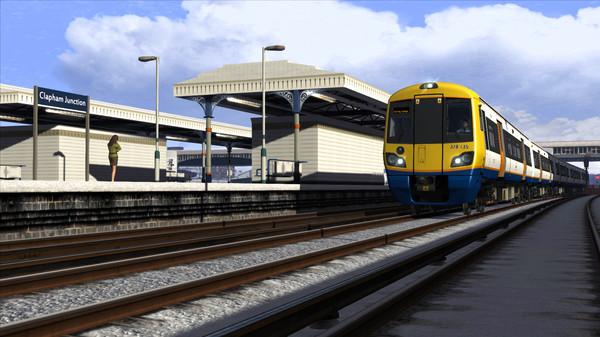 скриншот Train Simulator: London Overground Class 378 'Capitalstar' EMU Add-On 1