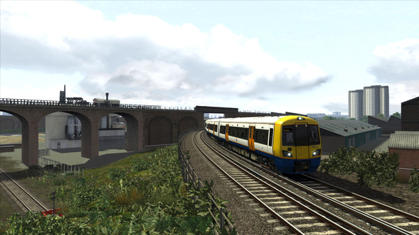 скриншот Train Simulator: London Overground Class 378 'Capitalstar' EMU Add-On 3