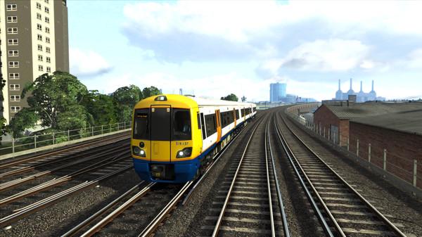 скриншот Train Simulator: London Overground Class 378 'Capitalstar' EMU Add-On 5