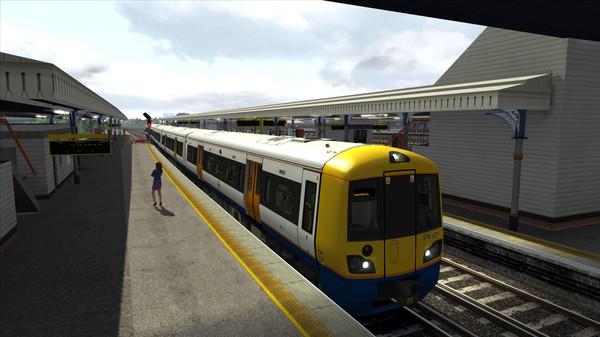 скриншот Train Simulator: London Overground Class 378 'Capitalstar' EMU Add-On 2