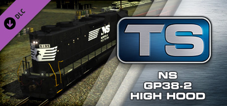 Train Simulator: Norfolk Southern GP38-2 High Hood Loco Add-On