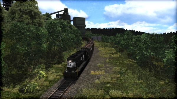 скриншот Train Simulator: Norfolk Southern GP38-2 High Hood Loco Add-On 5