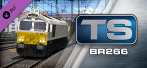 Train Simulator: BR 266 Loco Add-On