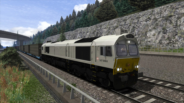 скриншот Train Simulator: BR 266 Loco Add-On 0