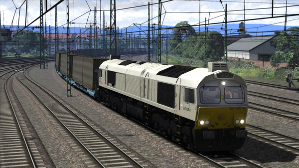 скриншот Train Simulator: BR 266 Loco Add-On 2