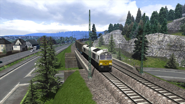 скриншот Train Simulator: BR 266 Loco Add-On 1