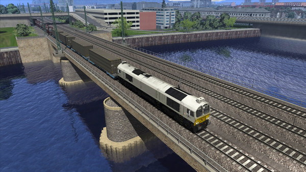 скриншот Train Simulator: BR 266 Loco Add-On 5