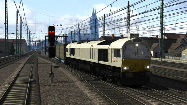 скриншот Train Simulator: BR 266 Loco Add-On 4