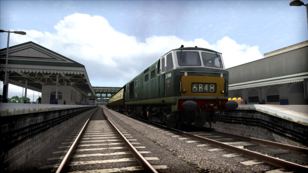 скриншот Train Simulator: BR Class 35 Loco Add-On 3