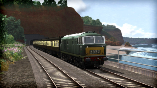 скриншот Train Simulator: BR Class 35 Loco Add-On 1