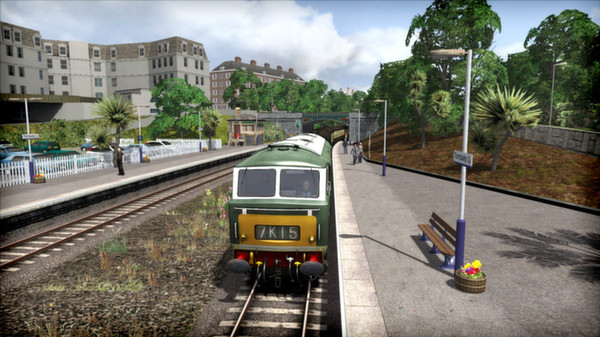 скриншот Train Simulator: BR Class 35 Loco Add-On 5