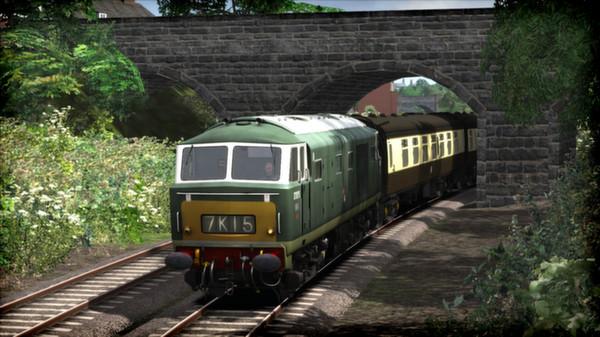 скриншот Train Simulator: BR Class 35 Loco Add-On 0