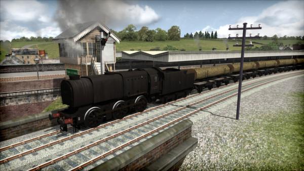 скриншот Bulleid Q1 Class Loco Add-On 0