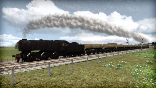 скриншот Bulleid Q1 Class Loco Add-On 2
