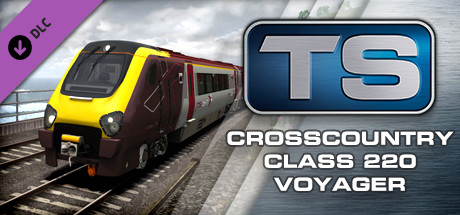 railworks cross country class 220 voyager