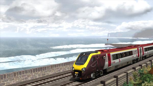 скриншот Train Simulator: CrossCountry Class 220 'Voyager' DEMU Add-On 3