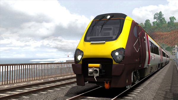 скриншот Train Simulator: CrossCountry Class 220 'Voyager' DEMU Add-On 5
