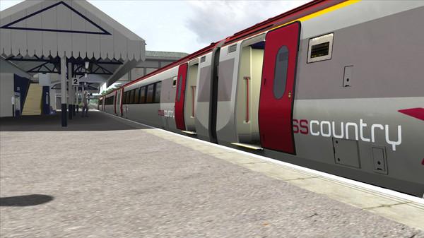 скриншот Train Simulator: CrossCountry Class 220 'Voyager' DEMU Add-On 2