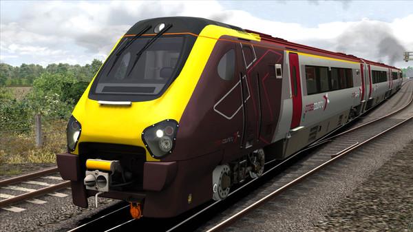 скриншот Train Simulator: CrossCountry Class 220 'Voyager' DEMU Add-On 0