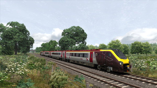 скриншот Train Simulator: CrossCountry Class 220 'Voyager' DEMU Add-On 1