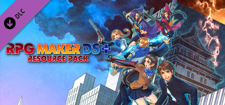 RPG Maker VX Ace - DS+ Resource Pack on Steam