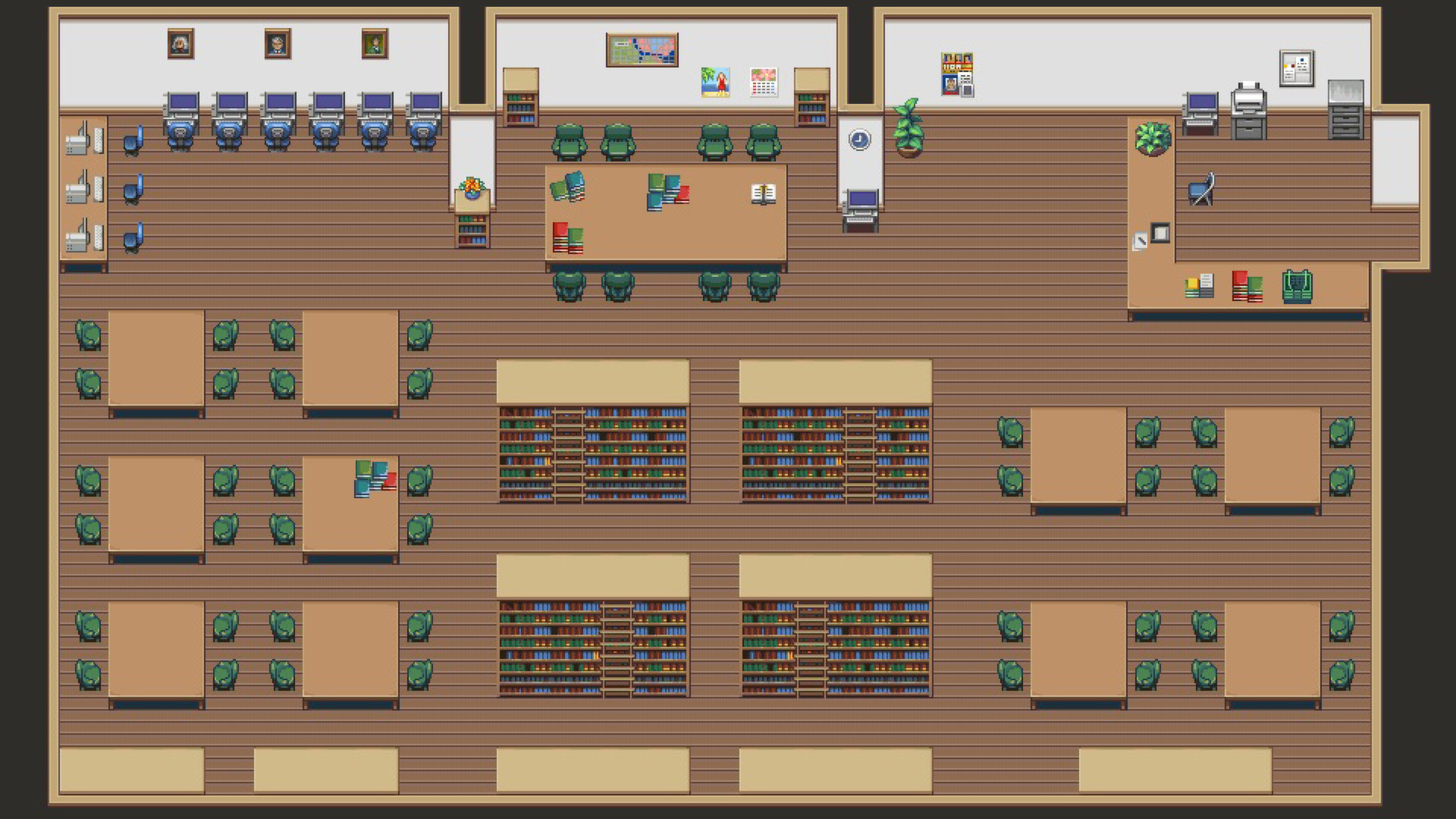 School Tileset Rpg Maker Forums