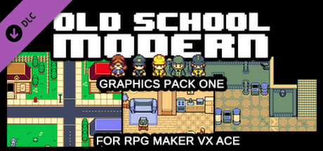 RPG Maker VX Ace - Old School Modern Resource Pack on Steam