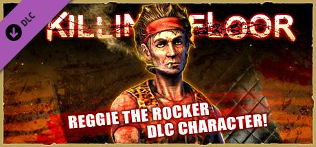 Killing Floor - Reggie the Rocker Character Pack