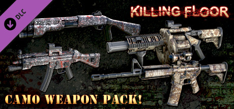 Killing Floor - Camo Weapon Pack