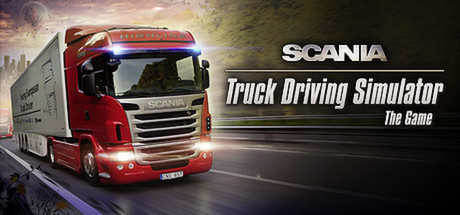 Game Banner Scania Truck Driving Simulator